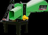Измельчитель веток GrunWelt GW-90-6 (70 мм,  ножей, ВОМ, 10 л.с.), фото 4