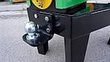 Измельчитель веток GrunWelt GW-90-6 (70 мм,  ножей, ВОМ, 10 л.с.), фото 8