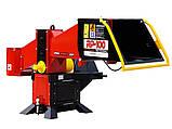 Измельчитель веток Remet RP-100+транспотрер 2,3 м (90 мм, 4 ножа, BOM), фото 2