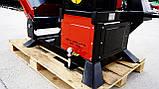 Измельчитель веток Remet RP-150+транспортер 3 м (130 мм, 8 ножей, BOM), фото 8