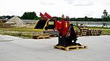 Измельчитель веток Remet RP-150+транспортер 3 м (130 мм, 8 ножей, BOM), фото 9