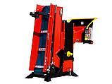 Измельчитель веток Remet RP-200+ транспортер 3 м (160 мм, 8 ножей, BOM), фото 2