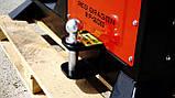 Измельчитель веток Remet RP-200+ транспортер 3 м (160 мм, 8 ножей, BOM), фото 10