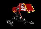 Измельчитель веток Remet RPS-100+транспортер 1.6 м (80 мм, 6 ножей 10 л.с./бензин), фото 4