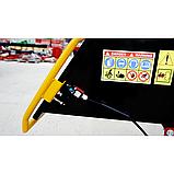 Измельчитель веток Remet RPS-100+транспортер 1.6 м (80 мм, 6 ножей 10 л.с./бензин), фото 7