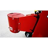 Измельчитель веток Remet RPS-100+транспортер 1.6 м (80 мм, 6 ножей 10 л.с./бензин), фото 9