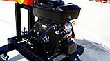 Измельчитель веток Remet RPS-120+транспортер 2,3 м  (100 мм, 6 ножей, 23 л.с./бензин), фото 6