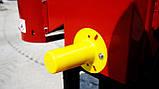 Измельчитель веток Remet RPS-120+поворотный круг+транспортер 2,3 м (100 мм, 8 ножей 23 л.с./бензин), фото 10