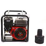 Мотопомпа BULAT BW80-30 (80 мм, 60 куб.м/час) (Weima 80-30), фото 2