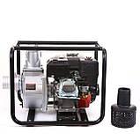 Мотопомпа BULAT BW80-30 (80 мм, 60 куб.м/час) (Weima 80-30), фото 3
