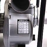 Мотопомпа BULAT BW80-30 (80 мм, 60 куб.м/час) (Weima 80-30), фото 6
