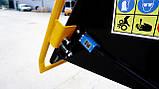 Измельчитель веток Remet RPE-100+транспортер 2,3 м  (80 мм,4 ножа, 7,5 кВт), фото 5