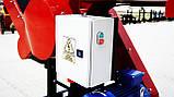 Измельчитель веток Remet RPE-100+транспортер 2,3 м  (80 мм,4 ножа, 7,5 кВт), фото 7