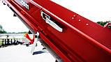 Измельчитель веток Remet RPE-100+транспортер 2,3 м  (80 мм,4 ножа, 7,5 кВт), фото 8