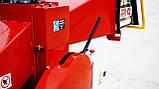 Измельчитель веток Remet RPE-100+транспортер 2,3 м  (80 мм,4 ножа, 7,5 кВт), фото 9