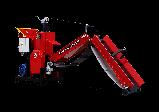 Измельчитель веток Remet RPE-200+транспортер 4 м (150 мм, 8 ножей, 22 кВт), фото 2
