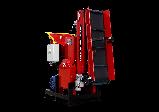 Измельчитель веток Remet RPE-200+транспортер 4 м (150 мм, 8 ножей, 22 кВт), фото 3