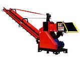 Измельчитель веток Remet RPE-200+транспортер 4 м (150 мм, 8 ножей, 22 кВт), фото 4