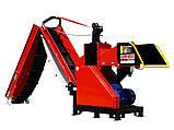 Измельчитель веток Remet RPE-200+транспортер 4 м (150 мм, 8 ножей, 22 кВт), фото 5