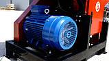Измельчитель веток Remet RPE-200+транспортер 4 м (150 мм, 8 ножей, 22 кВт), фото 8