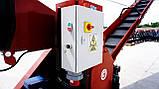 Измельчитель веток Remet RPE-200+транспортер 4 м (150 мм, 8 ножей, 22 кВт), фото 9