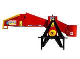 Измельчитель веток Remet R-120+транспортер 2,3 м (110 мм, 6 ножей, 25 л.с., BOM, транспортер), фото 3