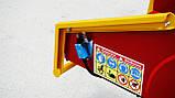 Измельчитель веток Remet R-120+транспортер 2,3 м (110 мм, 6 ножей, 25 л.с., BOM, транспортер), фото 8