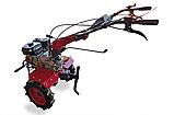 Мотоблок WEIMA WM1100С-6 DeLuxe (КМ ручки, 4+2 скорости, бензиновый 7,0 л.с., колеса 4,00-10), фото 4