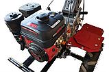 Мотоблок WEIMA WM1100С-6 DeLuxe (КМ ручки, 4+2 скорости, бензиновый 7,0 л.с., колеса 4,00-10), фото 6