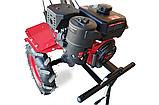 Мотоблок WEIMA WM1100С-6 DeLuxe (КМ ручки, 4+2 скорости, бензиновый 7,0 л.с., колеса 4,00-10), фото 7