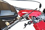 Мотоблок WEIMA WM1100С-6 DeLuxe (КМ ручки, 4+2 скорости, бензиновый 7,0 л.с., колеса 4,00-10), фото 8