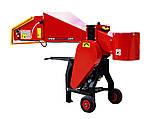 Измельчитель веток Remet RS-100 (80 мм, 6 ножей 13 л.с./бензин), фото 3