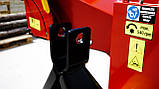 Измельчитель веток Remet RS-120 (100 мм,6 ножей, 13 л.с./бензин), фото 5