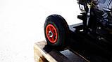 Измельчитель веток Remet RS-120+ВОМ (100 мм,6 ножей, 13 л.с./бензин, ВОМ), фото 6