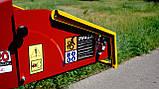 Измельчитель веток Remet RS-120+ВОМ (100 мм,6 ножей, 13 л.с./бензин, ВОМ), фото 9