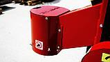 Измельчитель веток Remet RS-120 (100 мм, 6 ножей, 16 л.с./бензин), фото 8