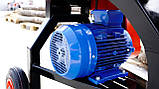 Измельчитель веток Remet RE-80 (50 мм, 4 ножа 4 кВт), фото 10
