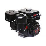 Двигатель бензиновый Weima WM170F-Q NEW (HONDA GX210) (шпонка, вал 19 мм, 7.0 л.с., бак 5 л), фото 2