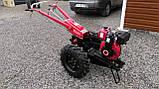 Мотоблок гибрид Булат WM 9ER (дизель с редуктором возд.охлаждения 9л.с.,электростарт), фото 2