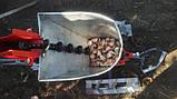 """Сажалка для чеснока 1-рядная ручная """"Ярило"""" с бункером для удобрений и опорным колесом, фото 8"""