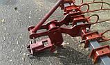 Грабли дуговые БелМет (1,2 м, ручной подъем), фото 4