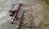 Грабли дуговые БелМет (1,2 м, ручной подъем), фото 8