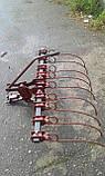 Грабли дуговые БелМет (1,2 м, ручной подъем), фото 9