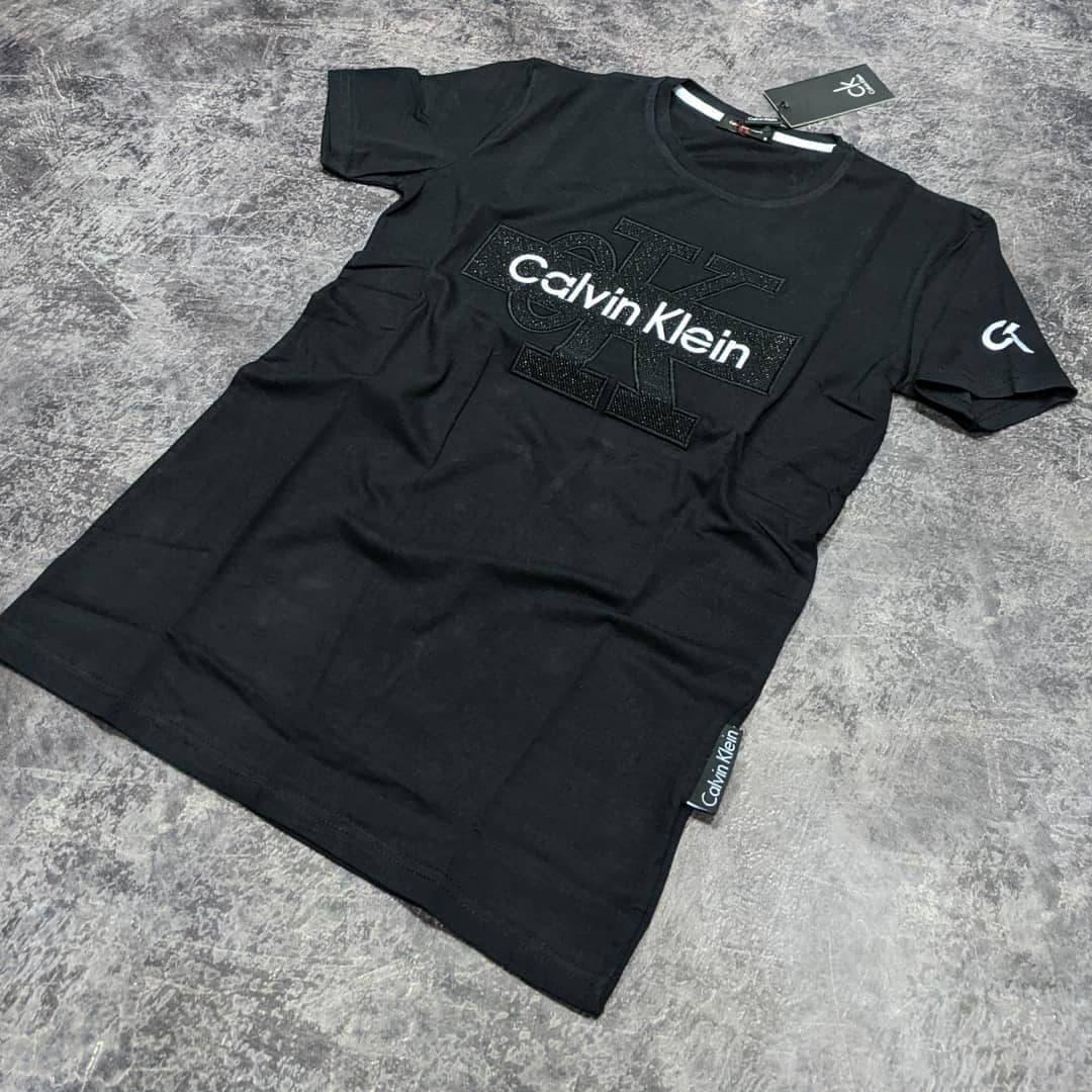 Мужская футболка Calvin Klein CK1623 черная