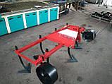 Культиватор сплошной обработки STARmet 2 м тракторный, фото 3