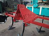 Культиватор сплошной обработки STARmet 2 м тракторный, фото 4