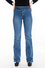 Джинсы OMAT jeans 9070 Клеш синие