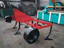 Культиватор сплошной обработки STARmet 1,7 м тракторный