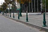 Столбик тротуарный парковочный GrunWelt (анкерный), фото 3