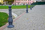 Столбик тротуарный парковочный GrunWelt (анкерный), фото 4